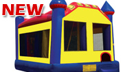 Obstacle Bouncy castle